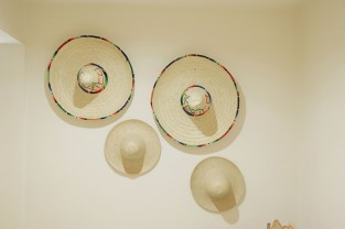 Sombreros typical to region of Jalisco